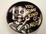 I'm a nut!