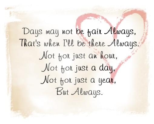 Always-Lyrics by Irving Berlin